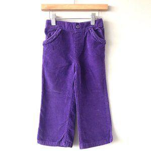 Garanimals purple cords 3T